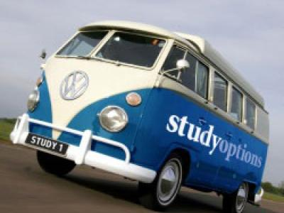 Study Options van