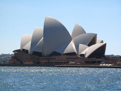 Sydney Opera House. Photo credit: Rhiannon Davies