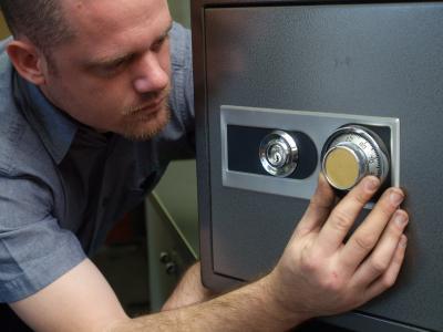 Study locksmithing. Photo credit: Melbourne Polytechnic