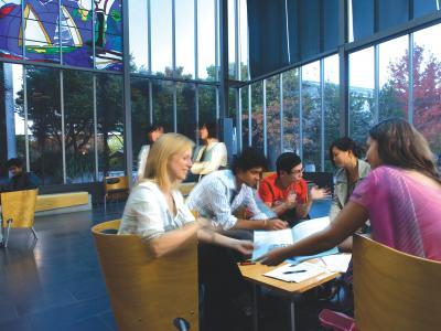 International Students at Ara. Photo credit: Ara