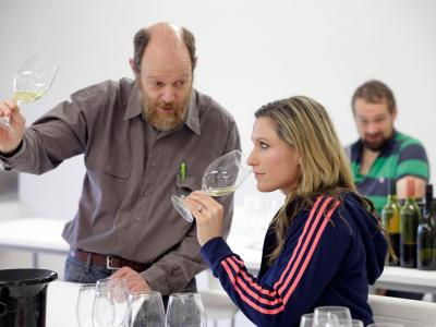 Study wine and viticulture at NMIT. Photo credit: NMIT