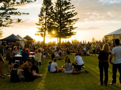 Festival Fremantle Photo credit: Tourism Western Australia