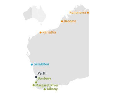 TAFE International Western Australia regional campuses | Study ... on albany western australia map, townsville map, kimberley western australia map, gile wisconsin map, sea port india map, fremantle map, western australia coast map, zip code sandston virginia map, maharashtra map, edinburgh map, hotel plaza blvd lake buena vista florida map, kalgoorlie map, karrnath map, districts of western australia map, pinnacles western australia map, national parks western australia map, maidenhead grid map, china map, arnhem land map, san juan islands map,