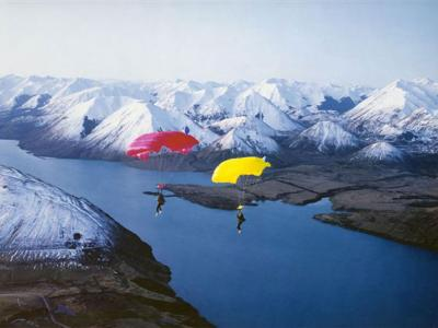 What better place to train in adventure tourism than New Zealand?  Photo credit: Study Options.