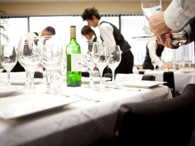 A wide range of careers are available in the hospitality industry.  Photo credit: NZMA