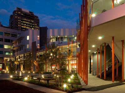 William Angliss Institute in Melbourne. Photo credit: William Angliss