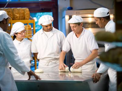 Interested in bakery or patisserie?  A qualification might just be the icing on your cake.  Photo credit: Box Hill Institute.
