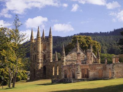 Port Arthur, Tasmania.  Photo credit: Tourism Australia copyright.
