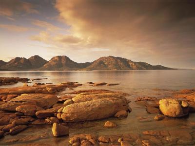 The Hazards, Freycinet National Park.  Photo credit: Tourism Australia copyright.