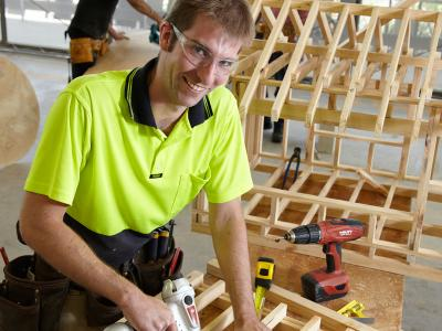 Study building and construction at TAFE Western Australia