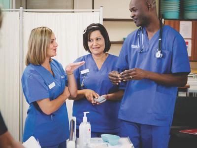 Study nursing. Photo credit: NorthTec